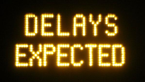 delays service