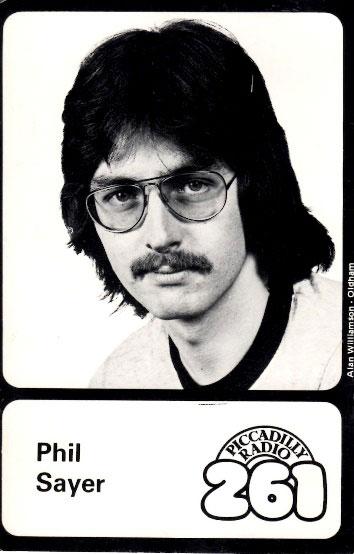 phil sayer obituary