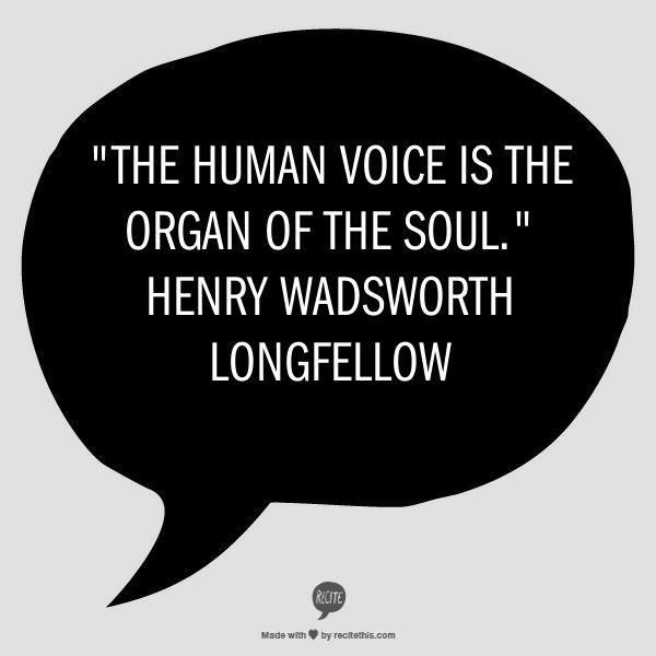 Human Voice   organ